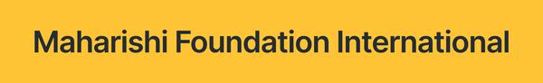 Maharishi Foundation International